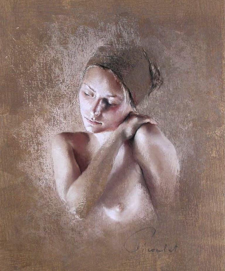 Bonitos Dibujos De Rostros Mujeres Lindasal Pastel