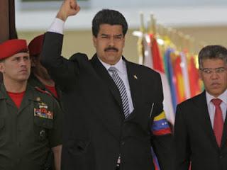 Nicolas Maduro (foto cbsnews.com)