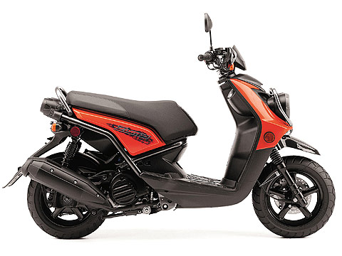 2014 Yamaha Zuma 125 Scooter pictures , 480x360 pixels