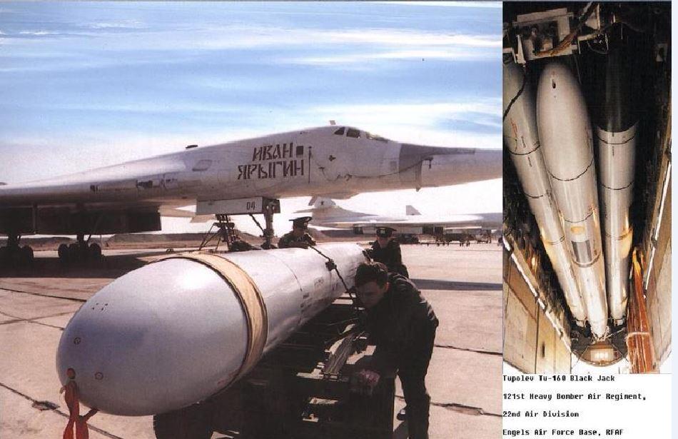 Tupolev tu-160 Cisne Branco.B