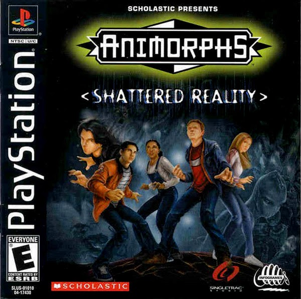 Download Game Animorphs Shattered Reality PS1 Gratis
