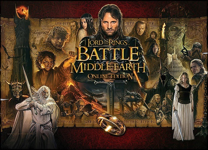 The Battle for Middle Earth Online Edition v1.0.