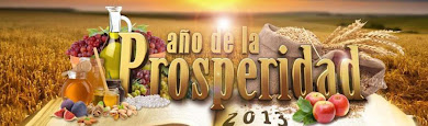 2013 Ao de la Prosperidad