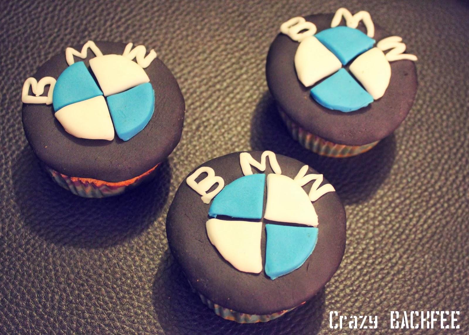 Crazy BackNoé: Ein paar leckere Cupcakes