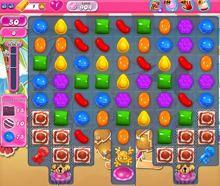 Candy Crush Saga 904