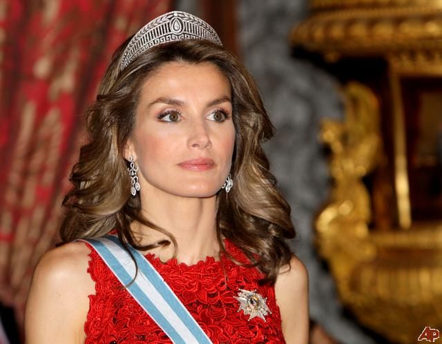 marie poutine 39 s jewels royals the spanish queen letizia