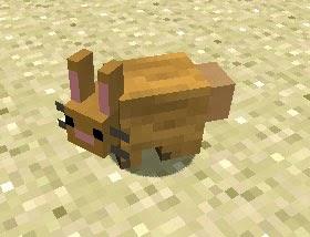 Mo' Creatures conejo Minecraft mod