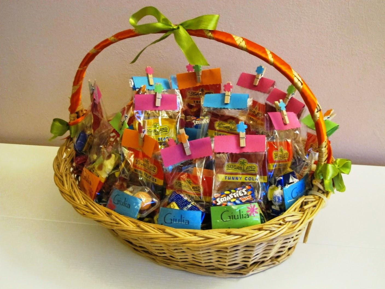 spesso Angolino di Liana: Sacchetti colorati per caramelle VH88