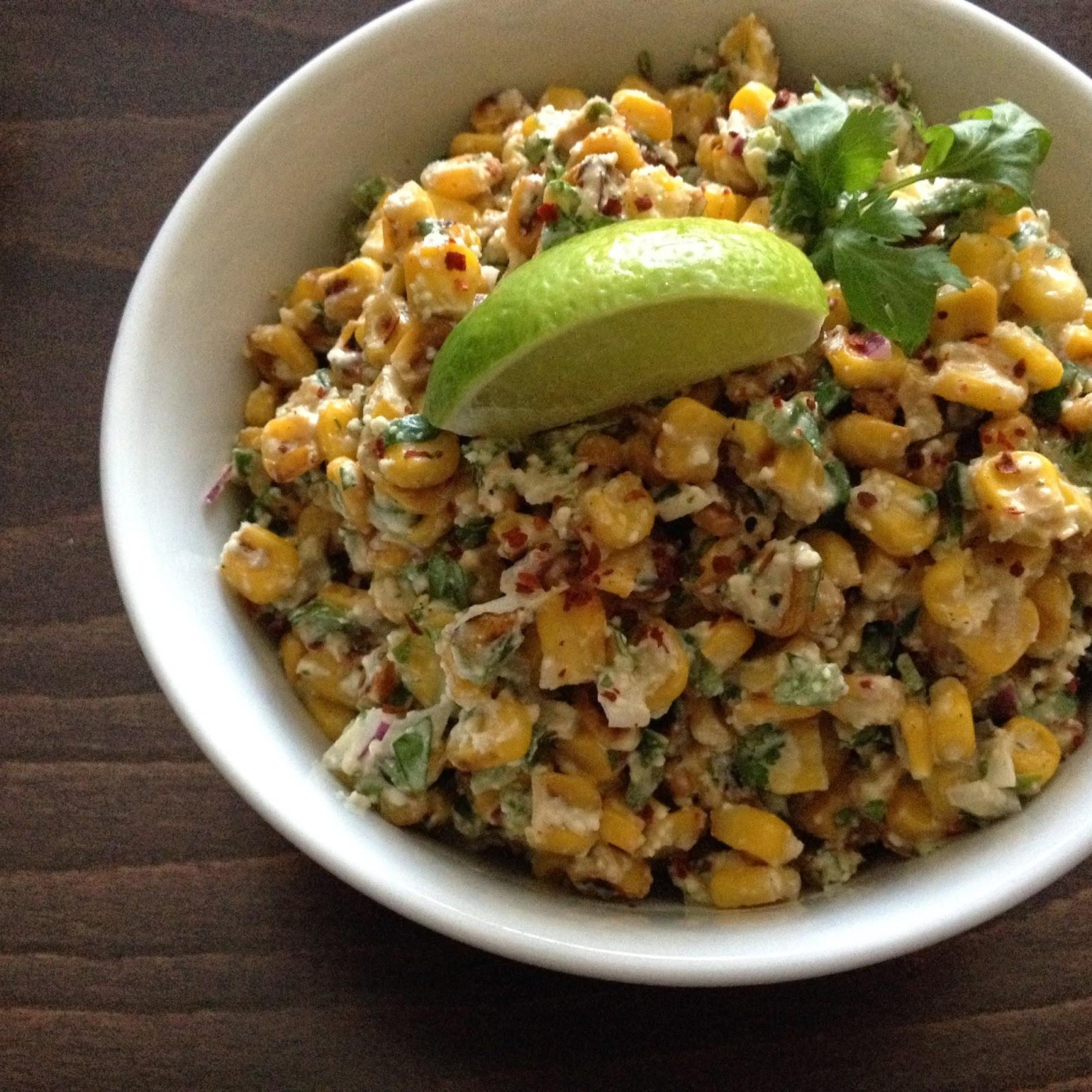Esquites (Mexican Street Corn Salad) Recipes — Dishmaps