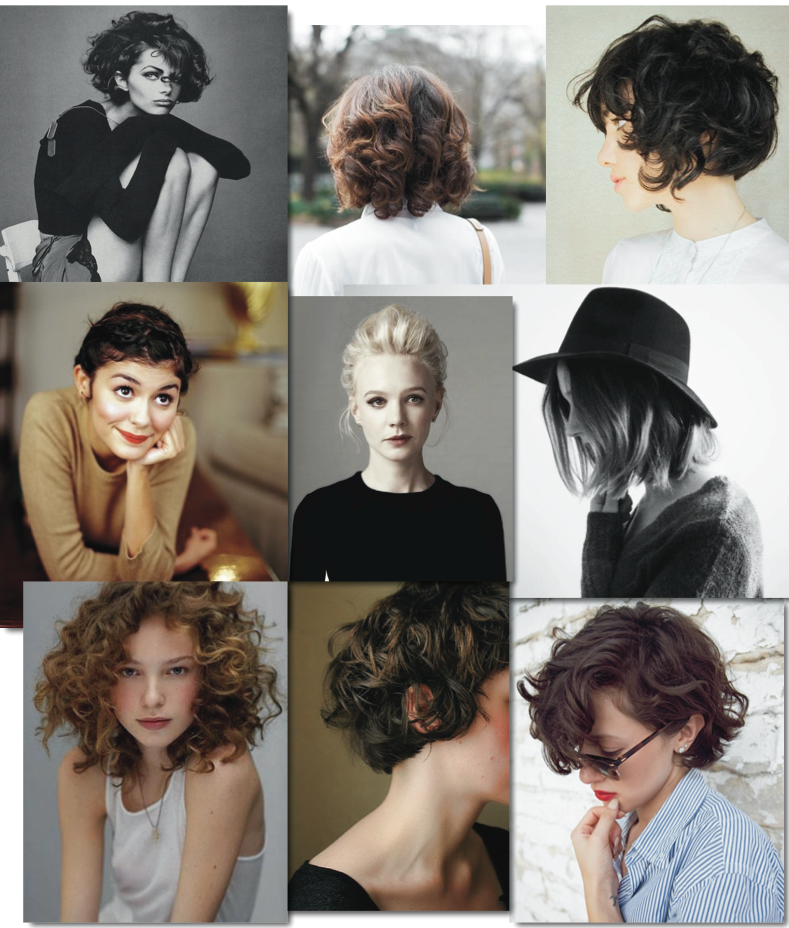 Short Hair Inspiration: www.styleinerplay.com