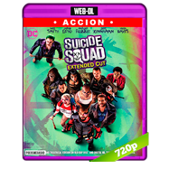 Escuadrón suicida (2016) EXTENDED WEB-DL 720p Audio Dual Latino-Ingles