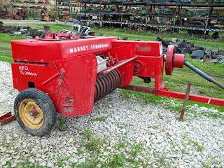EQ-24165 Massey Ferguson 12