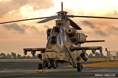 helikopter afrika selatan