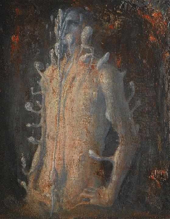 Agostino Arrivabene 1967 | visionario pintor italiano