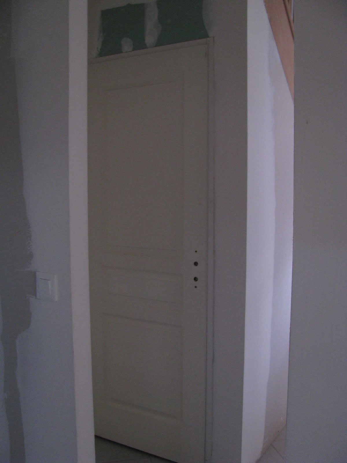 je fais construire ma maison fin de chantier 2 7. Black Bedroom Furniture Sets. Home Design Ideas