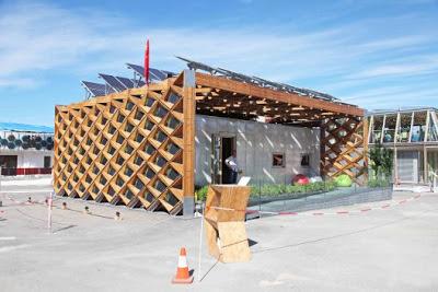 casas ecologicas en construccion
