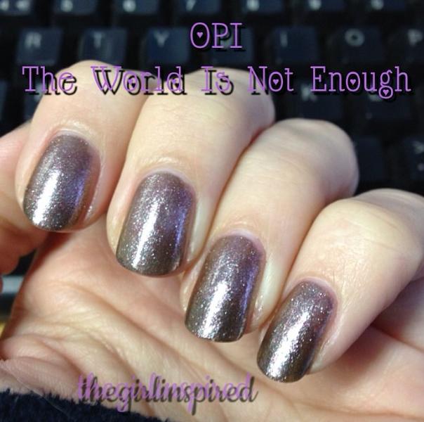 OPI Archives - thegirlinspired