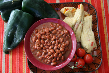 Banaha, Pintos and Peppers