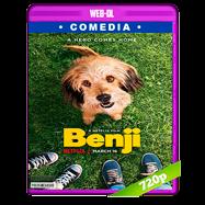 Benji (2018) WEB-DL 720p Audio Dual Latino-Ingles
