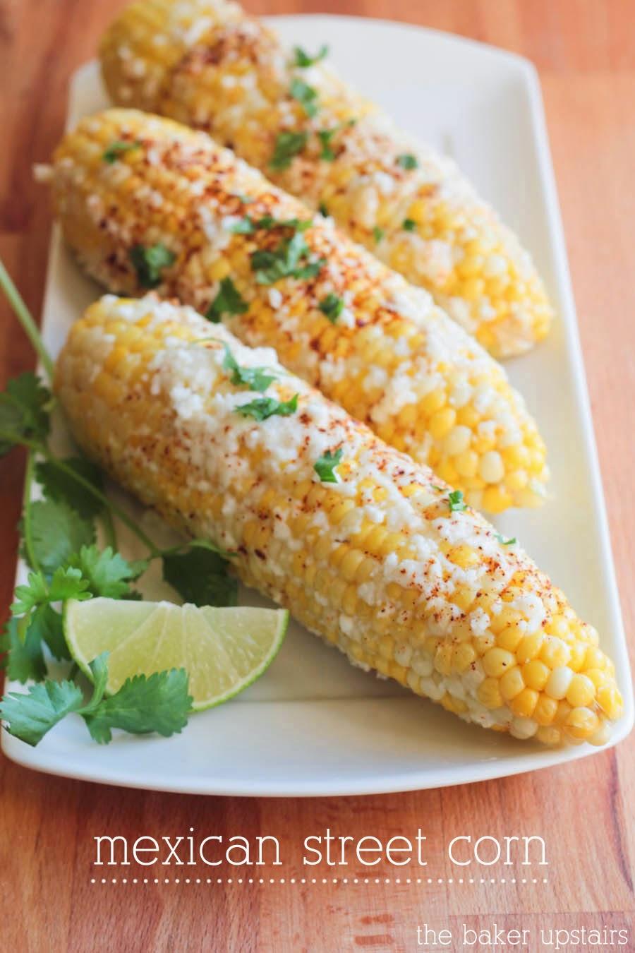 Mexican Corn Recipe — Dishmaps