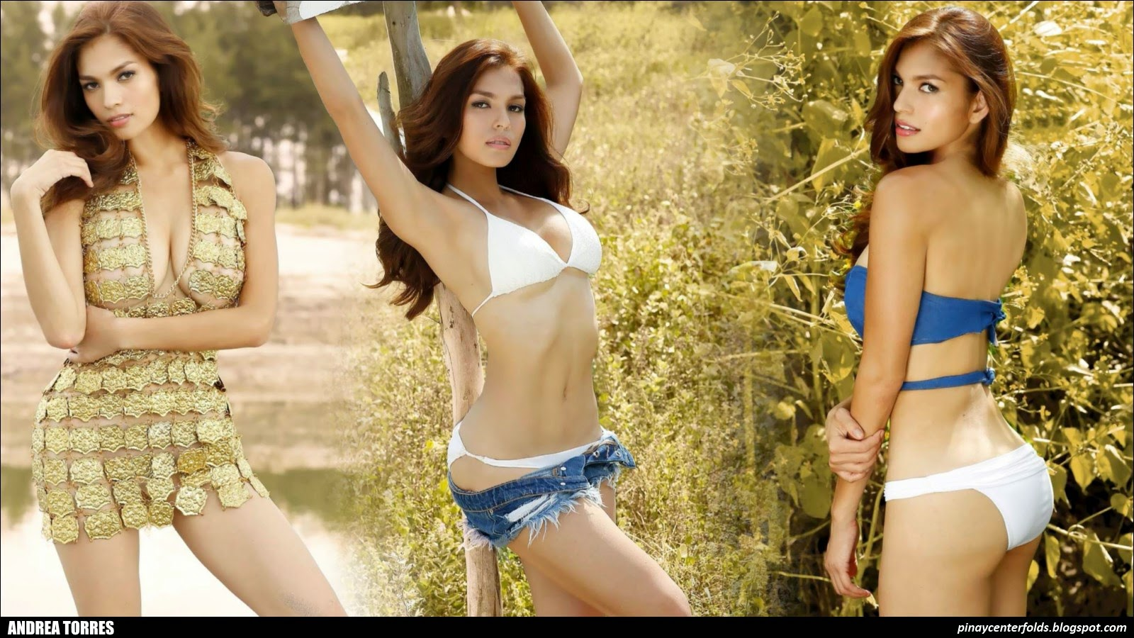 Andrea Torres In FHM 4