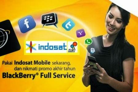 Cara Daftar Paket BB IM3 Indosat Full Service Bulanan Terbaik