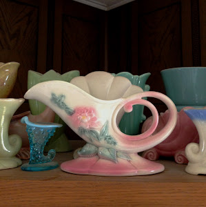 Vintage Collections - Cornucopia Vases