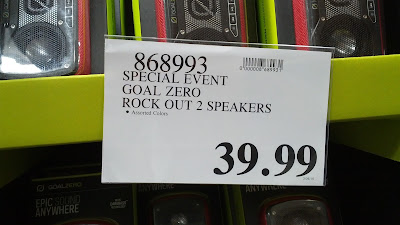 Play music from your device on the Goal Zero Rock Out 2 Speaker