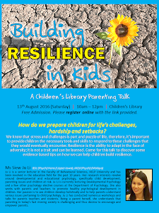 Parenting Talk: Building Resilience in Kids