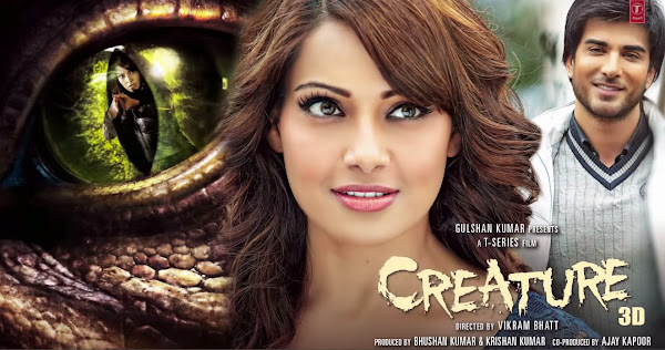Creature 3D (2014) Movie Poster No. 4