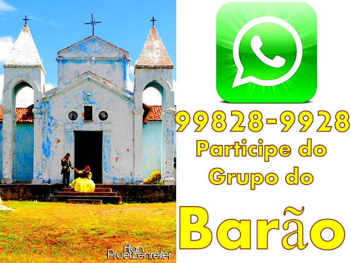 GRUPO DO BARÃO NO WHATS