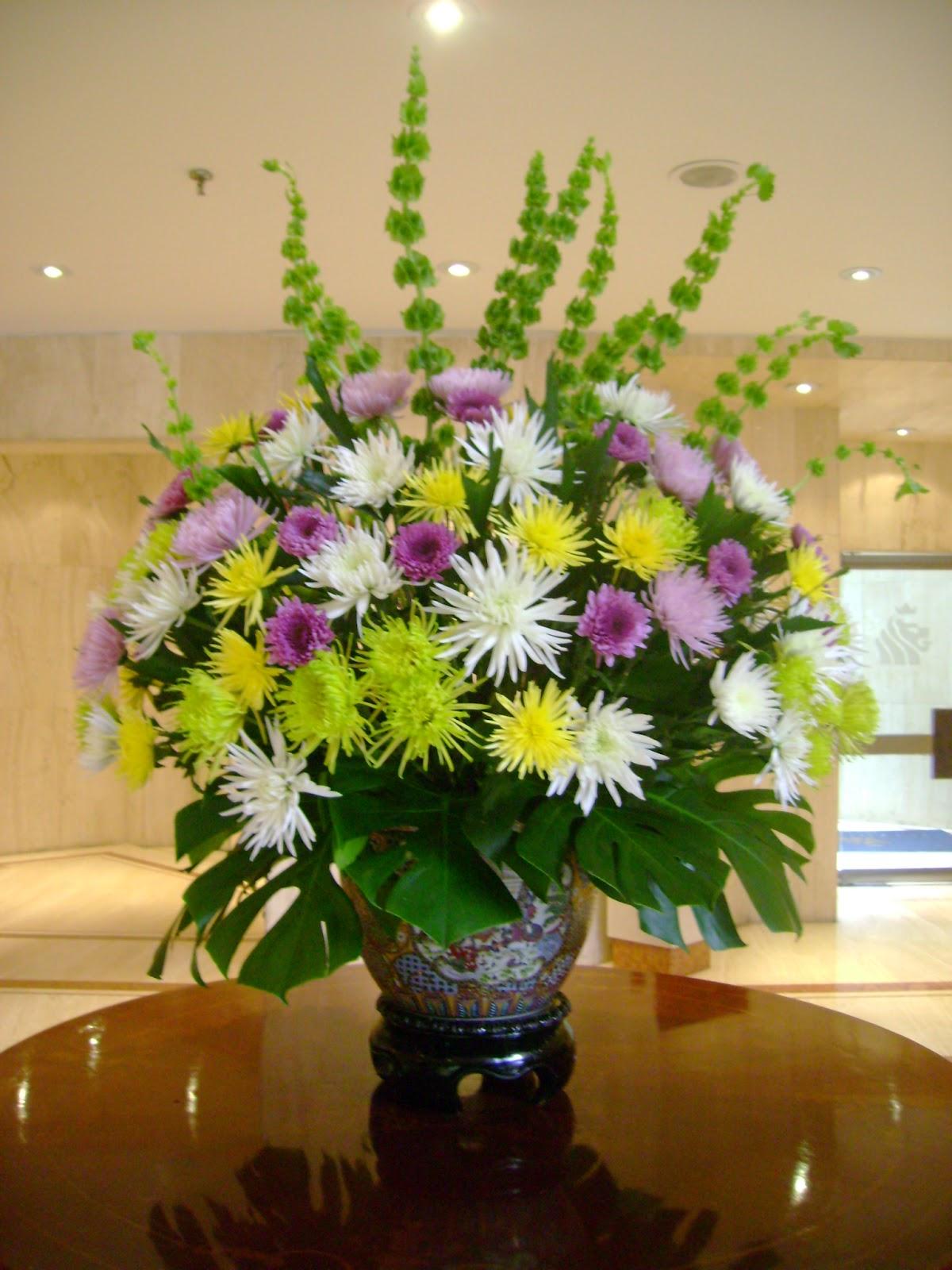 Decoraci n floral aura rosa camacho arreglos flores - Camacho decoracion ...