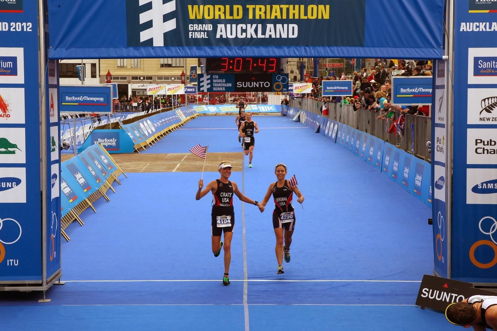 ITU worlds 2012