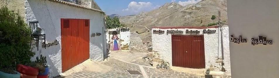 Il #MeTe si trova a Siculiana, in prov. di Agrigento, nel quartiere più antico del paese, il Casale