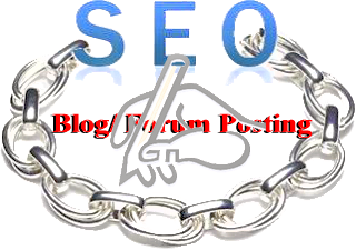 SEO Backlinks Forum Posting Blog Posting