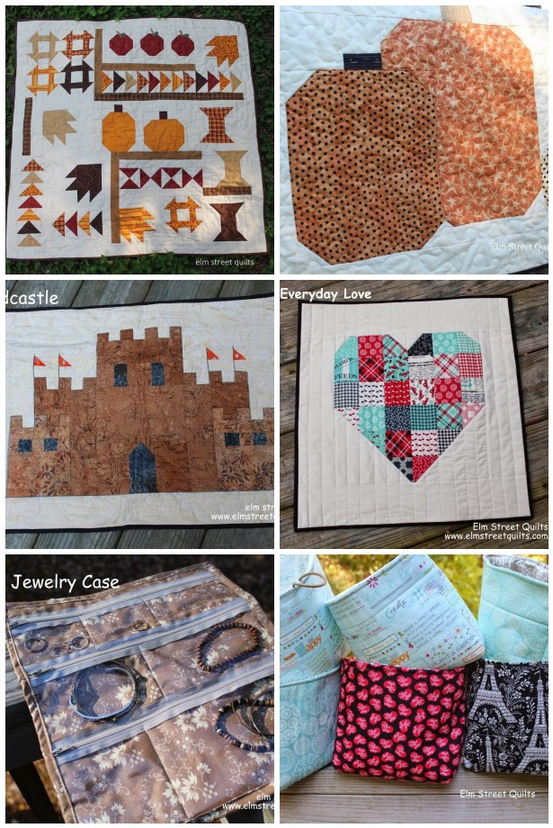 My Patterns on Craftsy