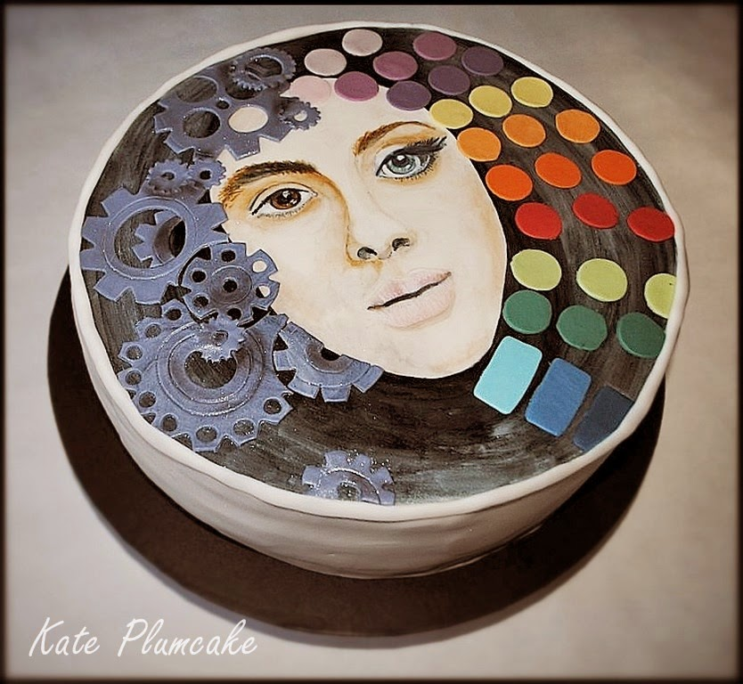 viso dipinto - painted face