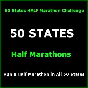 Half Marathon in 50 States