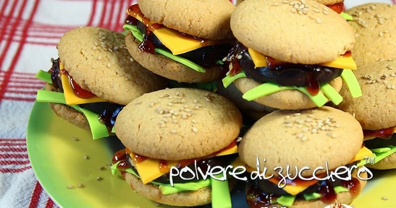Tutorial per dolcidee.it: Cheeseburger dolci realizzati ...