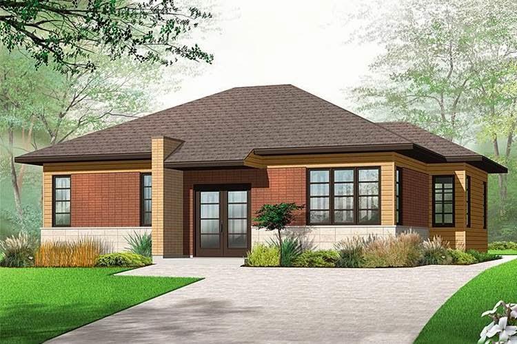Desain Rumah Mewah 1 Lantai & Desain Rumah Mewah 1 Lantai Bergaya Modern - Desain model rumah ...