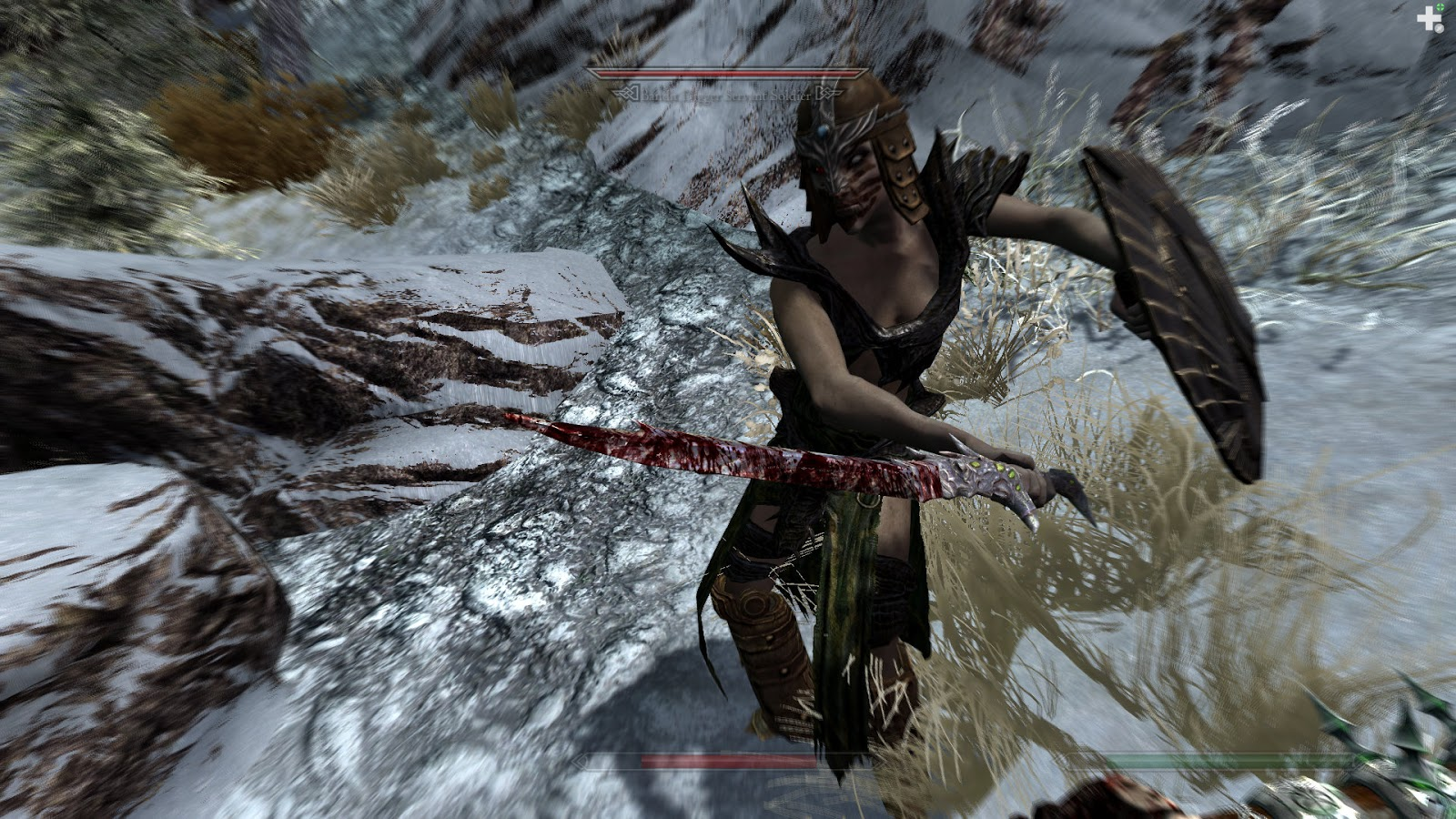 Organised Bandits In Skyrim  Are You Bored Of The Same Old Bandits  Spawning Over And Over Again? The Useless Fools In Fur Armour With Iron War  Axes?