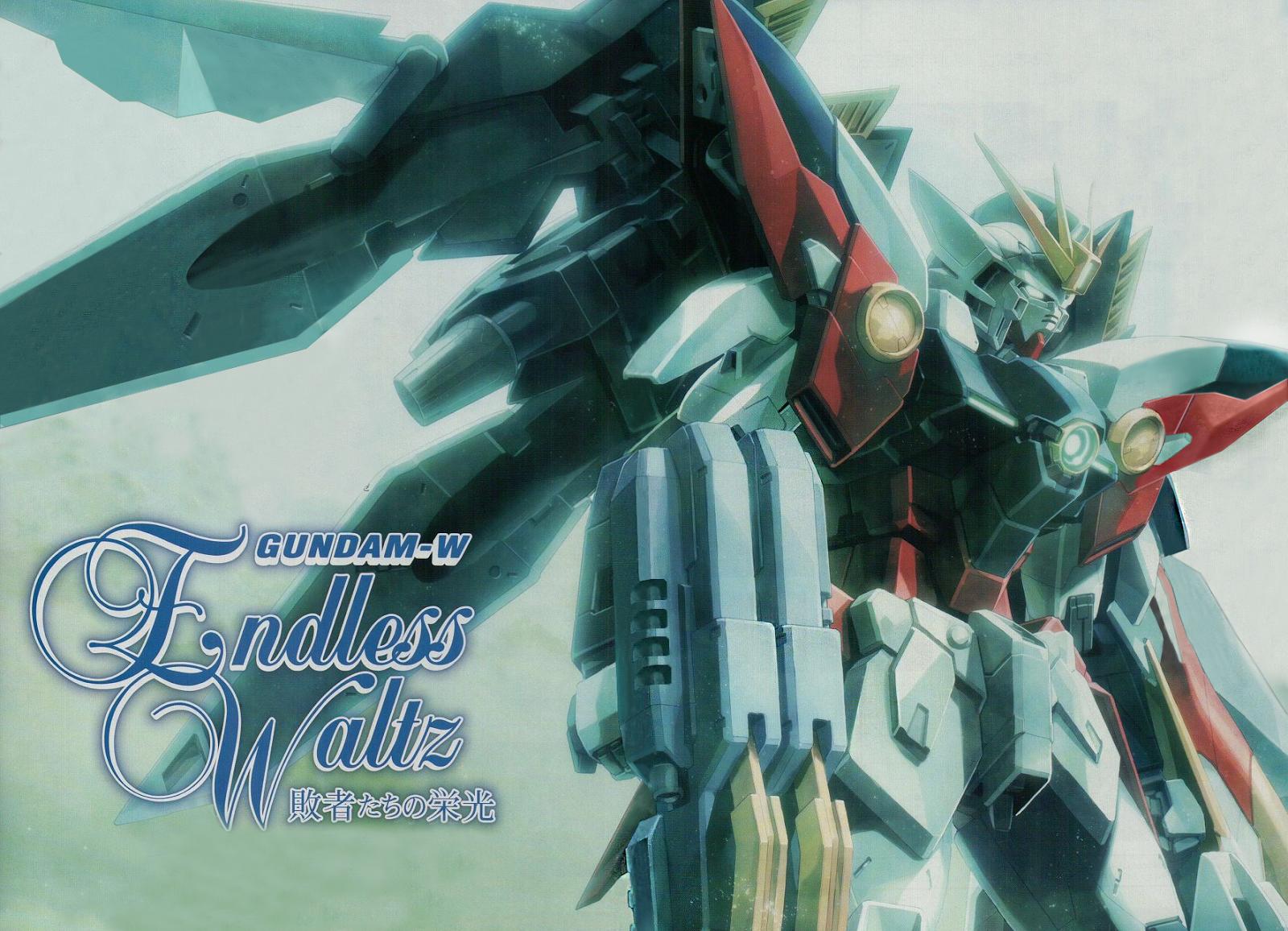 Gundam Wing Endless Waltz Anime Movie Classics Movie HD free download 720p