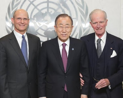 The United Nations, the Council on Foreign Relations and  Seventh-day Adventists? Who Is Behind It All?
