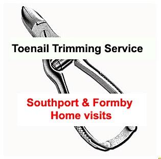 Toenail Trimming Service
