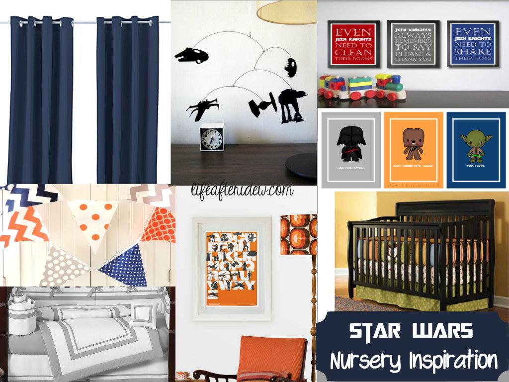 Star Wars Inspired Nursery