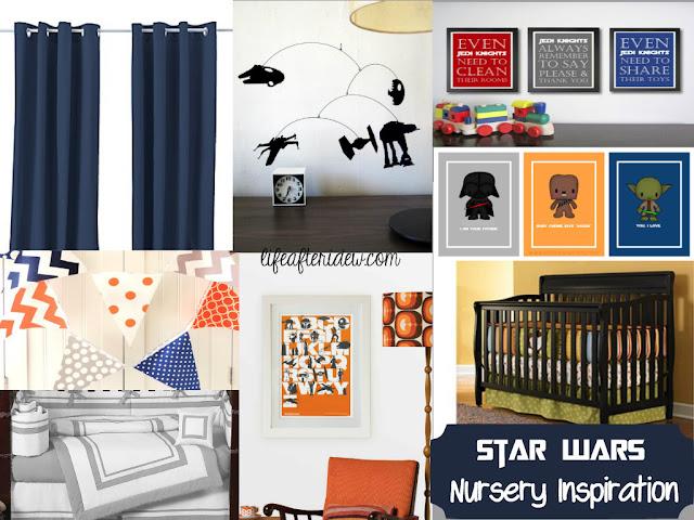 "Life After I ""Dew"": Star Wars Inspired Nursery"