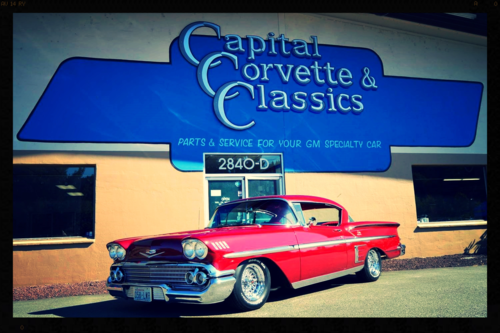 Capital Corvette & Classics