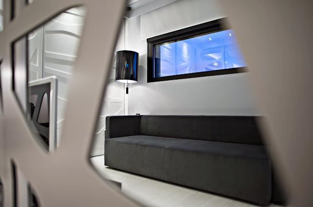 Modelo loft Resan - Soluciones modulares para salas de exposiciones