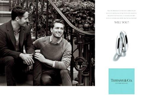 dec14c6b9dce Tiffany   Co. lanza anillos de compromiso para parejas gay con ...