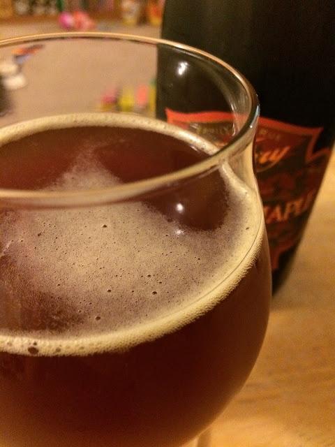 Bruery Autumn Maple Belgian Brown Ale 2